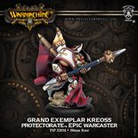 Protectorate of Menoth Epic Warcaster Grand Exemplar Kreoss