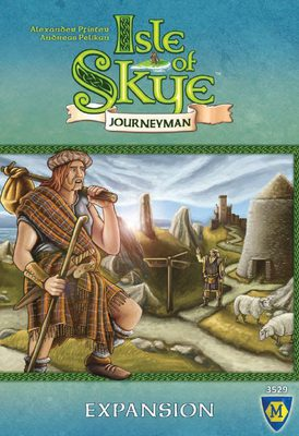 Isle of Skye: Journeyman Expansion (PREORDER)