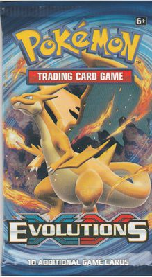 XY12: Evolutions Booster