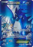 Articuno EX Full Art 132/135 - Black & White 8: Plasma Storm