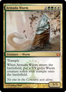 Armada Wurm - Return to Ravnica