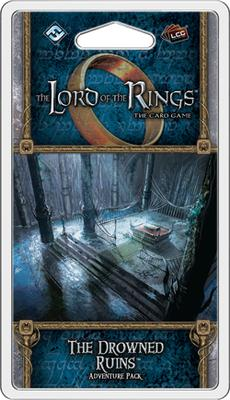 Lord of the Rings LCG: The Drowned Ruins Adventure Pack