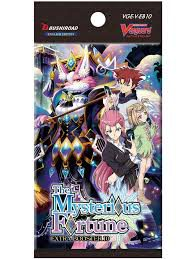 Cardfight Vanguard V Extra Booster 10: The Mysterious Fortune Booster