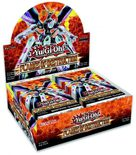 Yu-Gi-Oh Flames of Destruction Booster Display Box