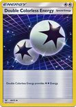 Double Colorless Energy 69/73 - Sun & Moon Shining Legends