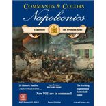 Commands & Colors Napoleonics: The Prussian Army