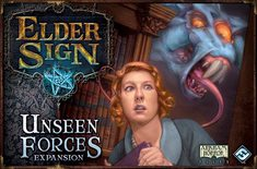 Elder Sign: Unseen Forces (ENG)