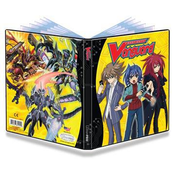 4 Pocket Awakening of Twin Blades Binder (YGO/CFV Korteille)