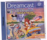 Walt Disney World Quest: Magical Racing Tour - Dreamcast