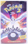 Pokémon 2 Yhden voimalla elokuva VHS