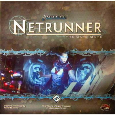 Android Netrunner The Card Game (LCG Core Set)