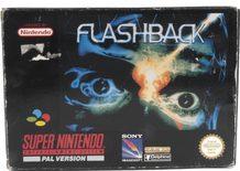 EMPTY BOX - Flashback (manual + box, no game!)