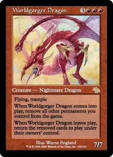 Worldgorger Dragon - Judgment