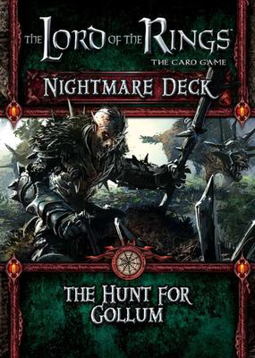 Lord of the Rings LCG: Hunt for Gollum Nightmare Deck