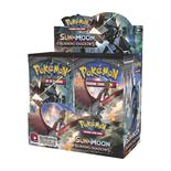 Pokemon SM3: Sun & Moon Burning Shadows Booster Display Box