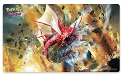 Pokemon Playmat Shiny Mega Gyarados
