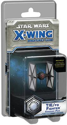 Star Wars X-Wing Miniatures Game: TIE/fo Fighter Expansion Pack
