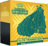 Pokemon SS2: Rebel Clash Elite Trainer Box