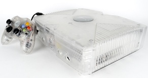 Xbox Console Crystal