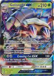 Golisopod GX 17/147 - Sun & Moon Burning Shadows