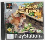 Land Before Time: Great Valley Racing Adventure, The - PS1