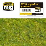 AMMO Vegetation Mat: Wild Meadow Ground 230x130mm