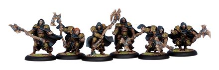 Circle Orboros Druids of Orboros