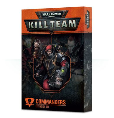 Kill Team: Commanders Expansion