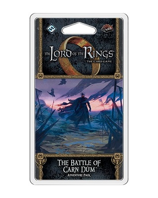 Lord of the Rings LCG: The Battle of Carn Dum Adventure Pack