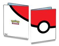 Ultra Pro 9 Pocket Pokemon Binder: Pokeball