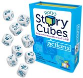 Rory's Story Cubes: Actions (FI/SV/DK/NO)
