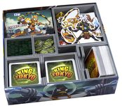 Folded Space King of Tokyo/King of New York Insert (FS-KOTv2)