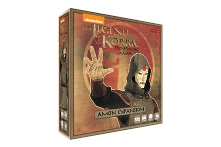 The Legend of Korra: Pro-Bending Arena - Amon's Invasion