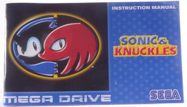 Sonic & Knuckles (Manual)