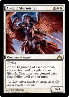 Angelic Skirmisher - Gatecrash