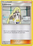 Lusamine 96/111 - Sun & Moon Crimson Invasion