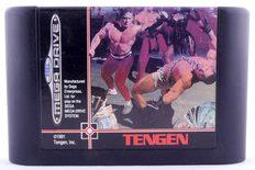 Pit-Fighter - Mega Drive