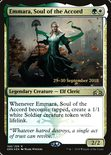 Emmara, Soul of the Accord - Guilds of Ravnica Promos