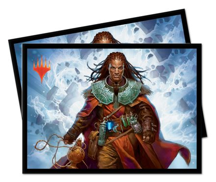 Ultra Pro MTG Commander 2019 Deck Protector Standard Sleeves: Sevinne, The Chronoclasm (100ct)