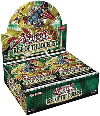 Yu-Gi-Oh Rise of the Duelist Booster Display Box