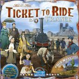 Ticket to Ride Map Collection Vol. 6: France & Old West