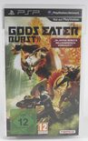 Gods Eater Burst - PSP