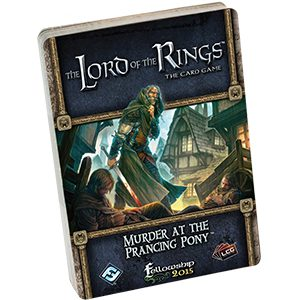 Lord of the Rings LCG: Murder at the Prancing Pony Standalone Quest