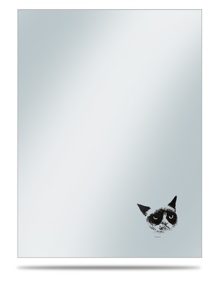 Ultra Pro Sleeves Grumpy Cat Sleeve Cover (50pcs)