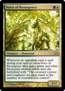 Voice of Resurgence - Dragon's Maze