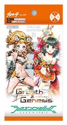 Luck & Logic: Growth & Genesis Booster