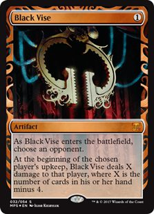 Black Vise - Kaladesh Inventions