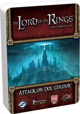 Lord of the Rings LCG: Attack on Dol Guldur Adventure Pack