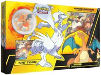 Pokemon Reshiram & Charizard GX Figure Collection