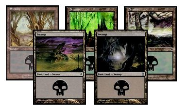 Swamp - Basic Landit